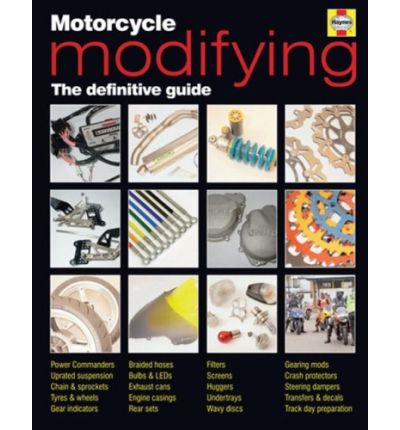 Motorcycle Modifying Manual