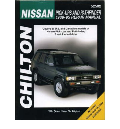 Nissan 1.2 Tonne Pick-up (1989-95)