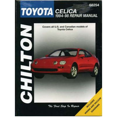 toyota celica repair manual pdf