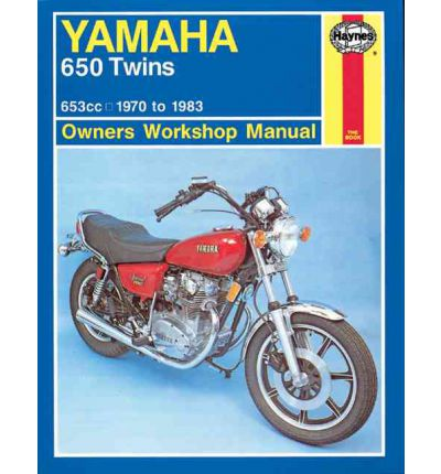 Yamaha 650 Twin 1970-83 Owners Workshop Manual