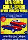 Alfa Romeo Giulia Spider 1962 1978 Service Repair Manual   Brooklands Books Ltd UK