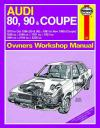 Audi 80 90 Coupe 1979 1988 Haynes Service Repair Manual    UK