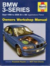 BMW 3 Series E46 1998 2006 Haynes Service Repair Manual    UK