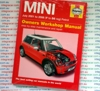 Mini - Service and Repair manual Haynes 2001 - 2006 NEW