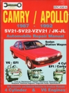 Toyota Camry Holden Apollo 4 cyl V6 1987 1992