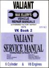 Chrysler Valiant VK Service Manual Book 2