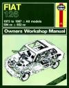 Fiat 126 1973 1987 Haynes Service Repair Manual