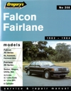 Ford Falcon XE Fairlane ZK 6 cyl 1982 1984 Gregorys Service Repair Manual