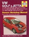 VW Golf Jetta Petrol Diesel 2004-2009 Haynes Service Repair Manual
