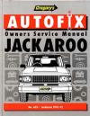 Holden Jackaroo Petrol 1981 1992 Autofix Workshop Manual