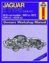 Jaguar E Type 1961 1972 Haynes Service Repair Manual