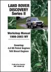 Land Rover Discovery Series 2 1999 2003 MY Workshop Manual   Brooklands Books Ltd UK