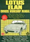 Lotus Elan 1962 1974 Service Repair Manual   Brooklands Books Ltd UK