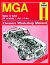 MGA 1955 1962 Haynes Service Repair Manual