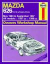 Mazda 626 1983 1987 Haynes Service Repair Manual
