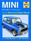Mini 1969 2001 Haynes Service Repair Manual    UK
