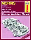 Morris Ital 1.3 1980 1984 Haynes Service Repair Manual