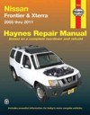 Nissan Frontier/Xterra Automotive Repair Manual