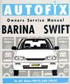 Suzuki Swift Holden Barina 1989 1993 Autofix Service Manual