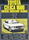 Toyota Celica 1600 Workshop Manual Celica GT Celica ST Carina 1971-1977