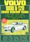 Volvo 1800 120 1960 1973 Service Repair Manual   Brooklands Books Ltd UK