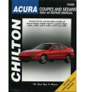Acura Coupes and Sedans 1994-2000