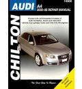 Audi A4 Sedan, Avant Automotive Repair Manual