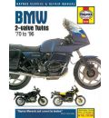 BMW 2-Valve Twins '70 to '96 Service Manual