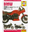 BMW K100 and 75 Service and Repair Manual (83-96)