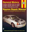 Cadillac Deville & Seville Automotive Repair Manual