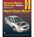 Chevrolet Malibu Automotive Repair Manual