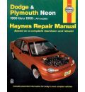 Dodge and Plymouth Neon (1995-1999) Automotive Repair Manual
