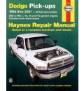 Dodge Pick-ups Automotive Repair Manual