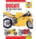 Ducati 748, 916 and 996 4-valve V-twins Service and Repair Manual