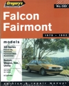 Ford Falcon XD 6 cyl 1979 1982 Gregorys Service Repair Manual