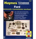 Ford Automatic Transmission Overhaul Manual