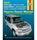 Ford Full Size Pick-up & Expedition Automotive Repair Manual
