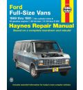 Ford Full-size Vans Automotive Repair Manual