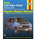 Ford Full Size Vans Service and Repair Manual