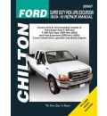 Ford Super Duty Pick Ups Automotive Repair Manual
