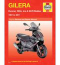 Gilera Runner, DNA, Ice & SKP/Stalker Service and Repair Manual