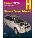 Haynes Toyota RAV4 Automotive Repair Manual