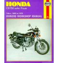 Honda 750 4 Cylinder Owner's Workshop Manual