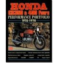 Honda CB 350 and 400 Fours, 1972-78