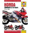 Honda CBR600F2 and F3 (1991-98) Service and Repair Manual