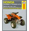 Honda CBR900RR Fireblade (1992-99) Service and Repair Manual