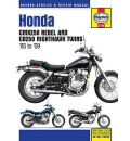 Honda Cmx250 Rebel & Cb250 Nighthawk Twins, '85-'09