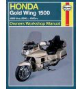 Honda GL 1500 Gold Wing Owners Workshop Manual