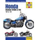 Honda Shadow VT600 & VT750 Automotive Repair Manual