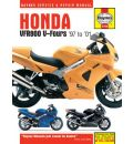 Honda VFR800 V-Fours Service and Repair Manual